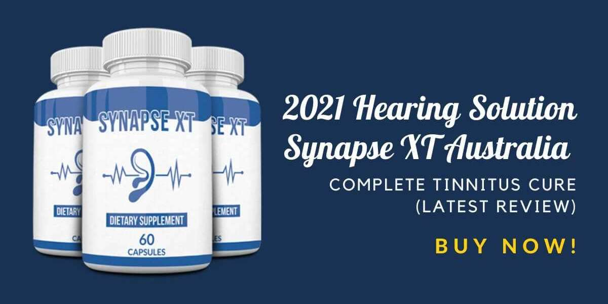 Synapse XT Pills - How It Works for Ringing Hears?