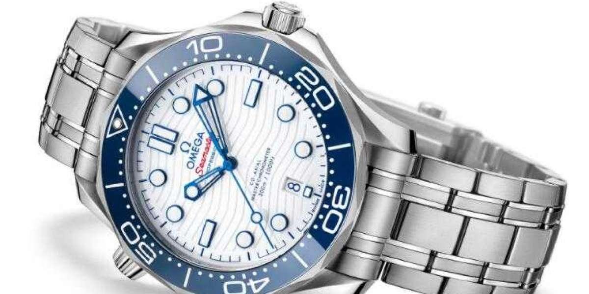 Omega Debuts Seamaster Diver 300M Tokyo