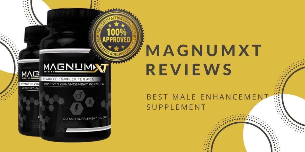 Magnumxt Male Enhancement (Scientifically Proven)