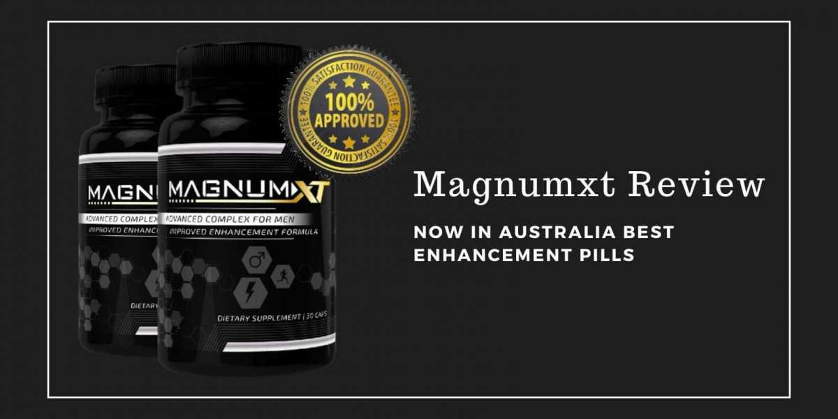 Magnumxt (2021) Review - This Supplement Pills Are Safe?