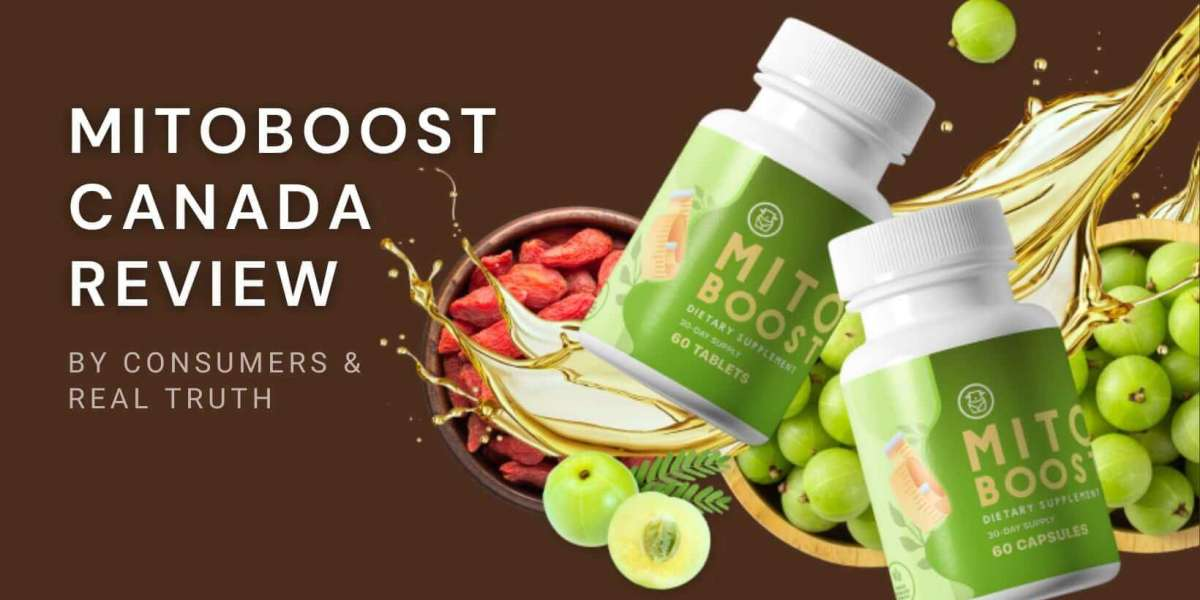 Burn Your Fat With Mitoboost Canada Supplement