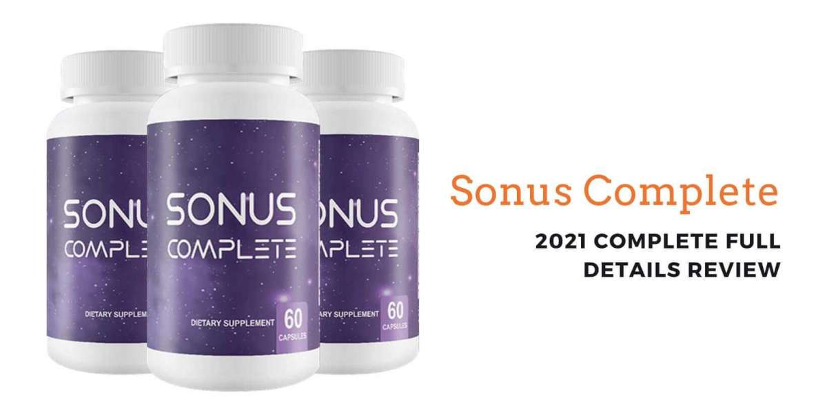 Sonus Complete - Tinnitus Cure Working Process Explained!