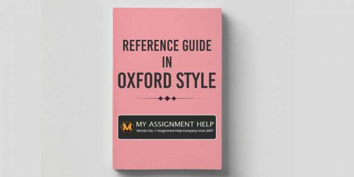 All About The Oxford Referencing Style