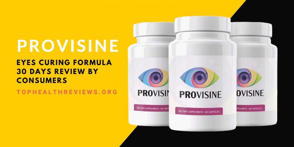 Provisine Pills Are Effective to Cure Eyes Vision