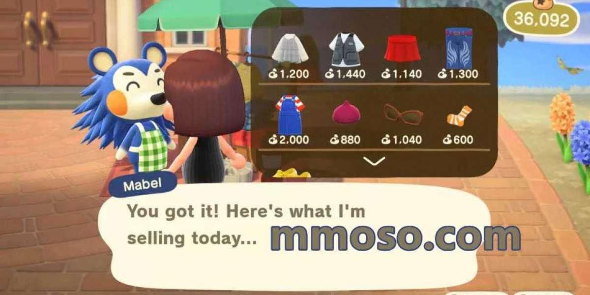 Animal Crossing: New Horizons: Mabel and Sabel