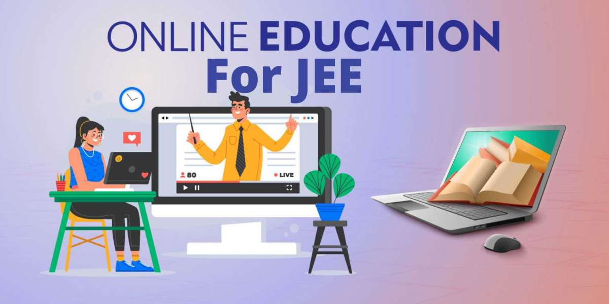 What are the 5 benefits of JEE online coaching