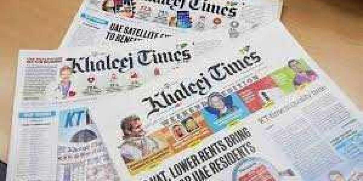 How to find Employment in Dubai Using Gulf or Khaleej times news jobs