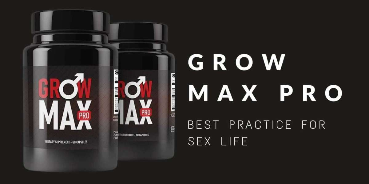 Grow Max Pro Review - Males Should Buy This Once!