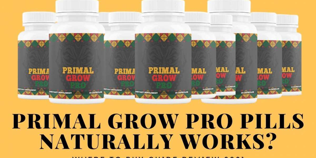 Primal Grow Pro Supplement - Where to Buy at Cheaper Price?