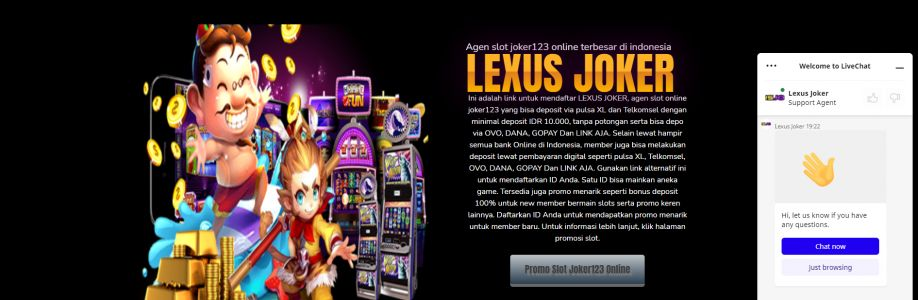 Lexus Joker Cover Image