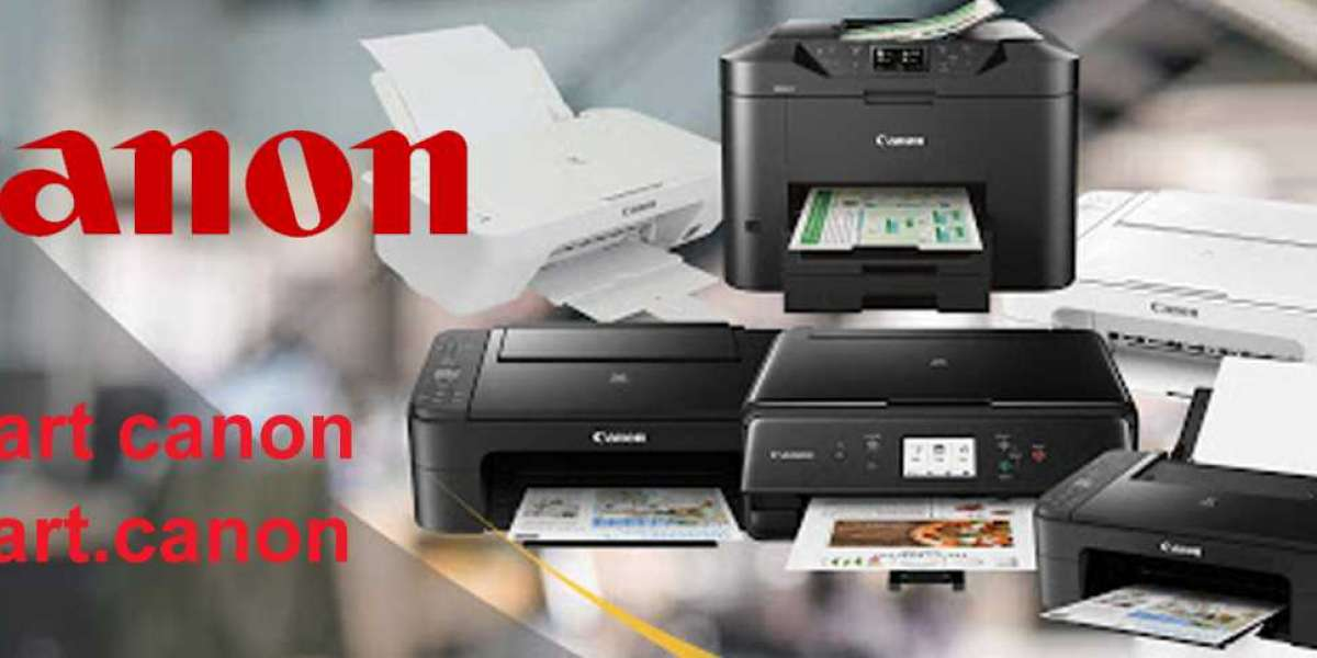 Connect Canon Wireless Printer Setup and Install Driver