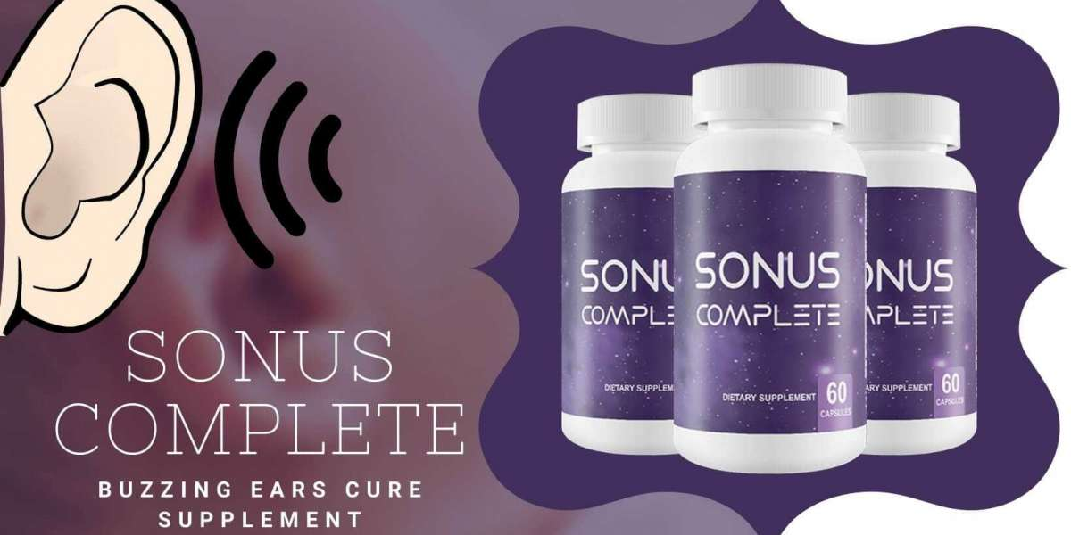 How Sonus Complete Capsules Works for Buzzing Ears?