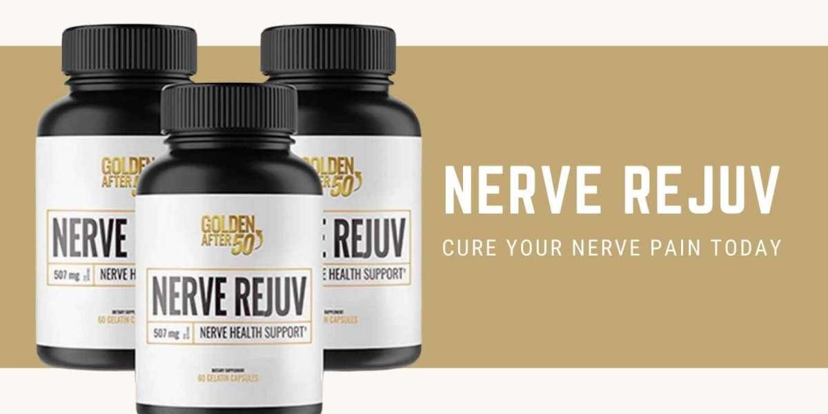 How do Nerve Rejuv Capsules Works In Body? (Read Before Buy)