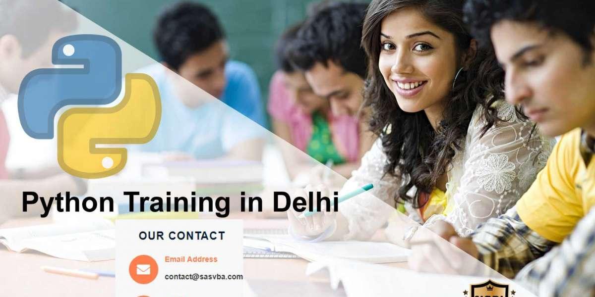 Python training institute in Delhi NCR