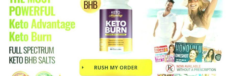 Keto Burn Advantage Cover Image