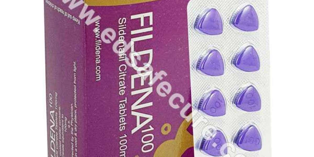 Buy Fildena 100 |Purple Viagra