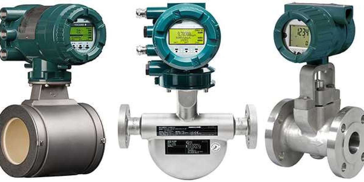 Industrial Flow Measurement Instruments and their working