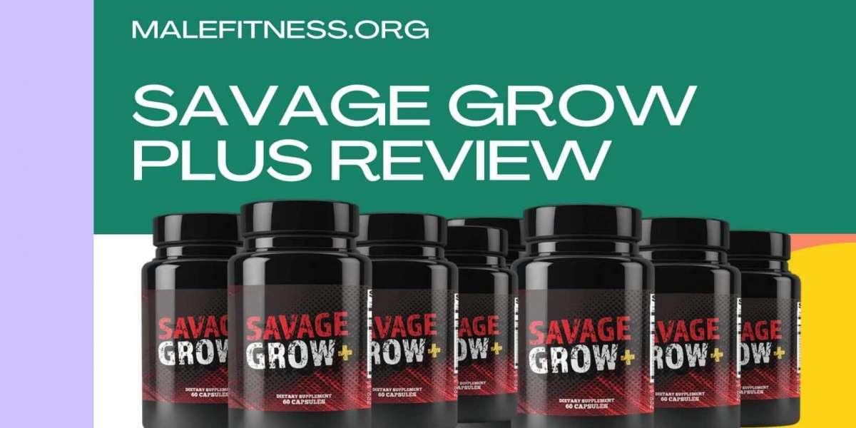 Savage Grow Plus Review (Ingredients & Herbs) Detail