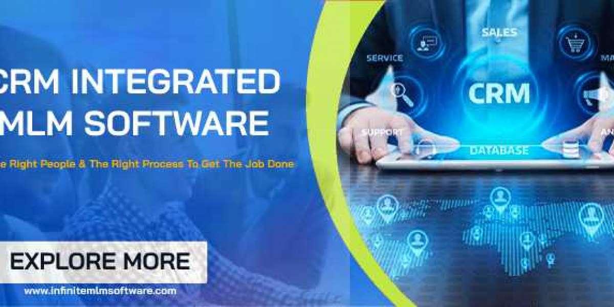 CRM MLM Software To Nurture MLM Business