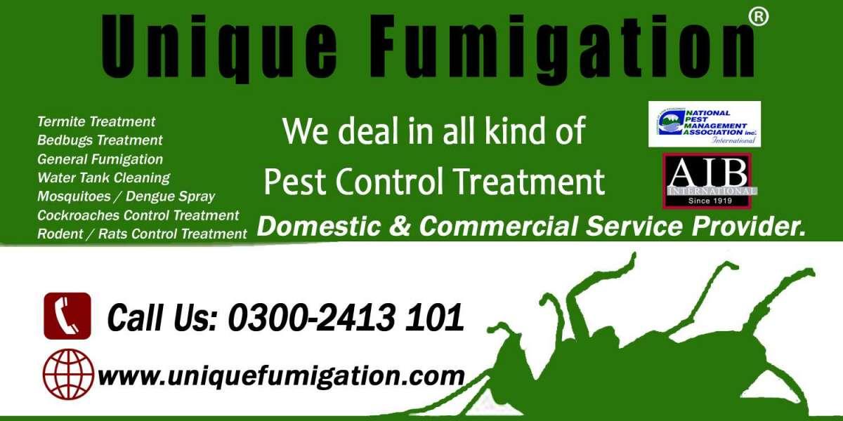 Fumigation Services in Karachi