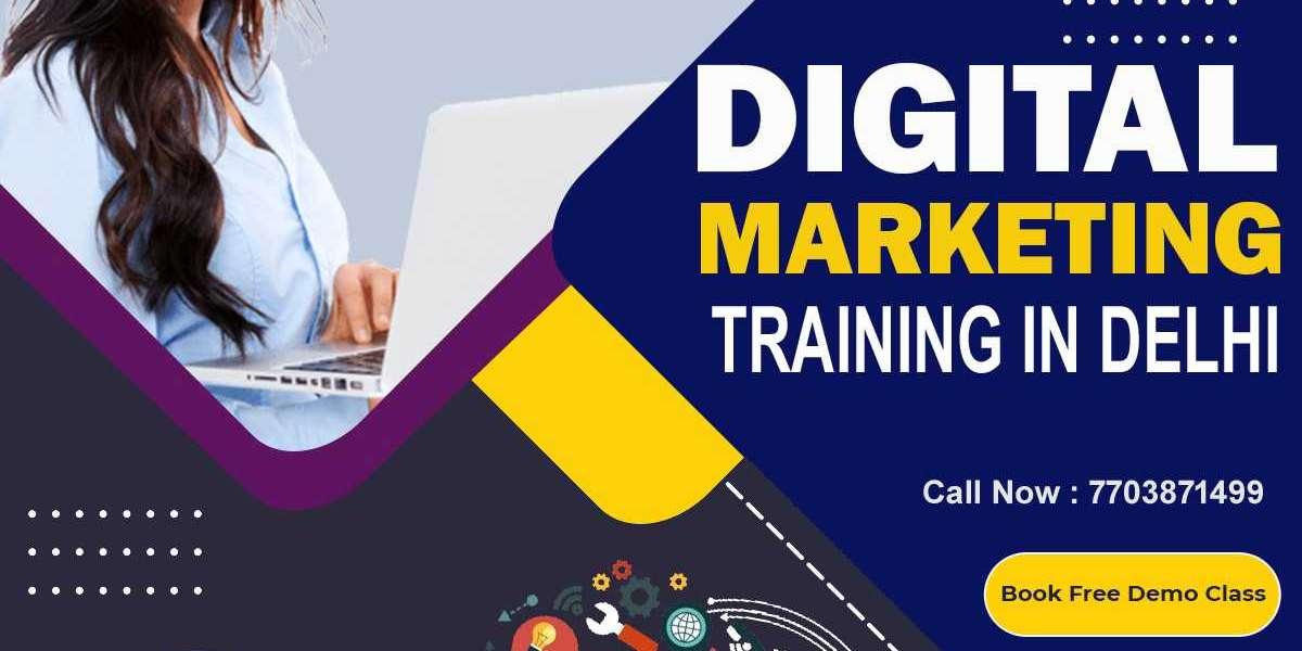Digital marketing training in Delhi near me