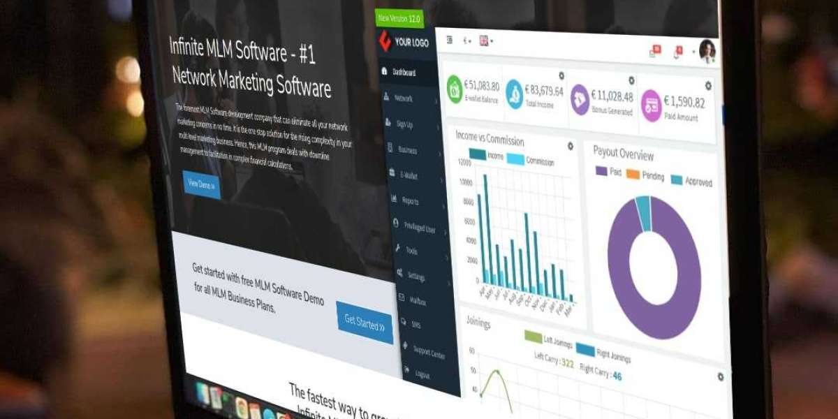 MLM Software Development Services at Affordable Pricing
