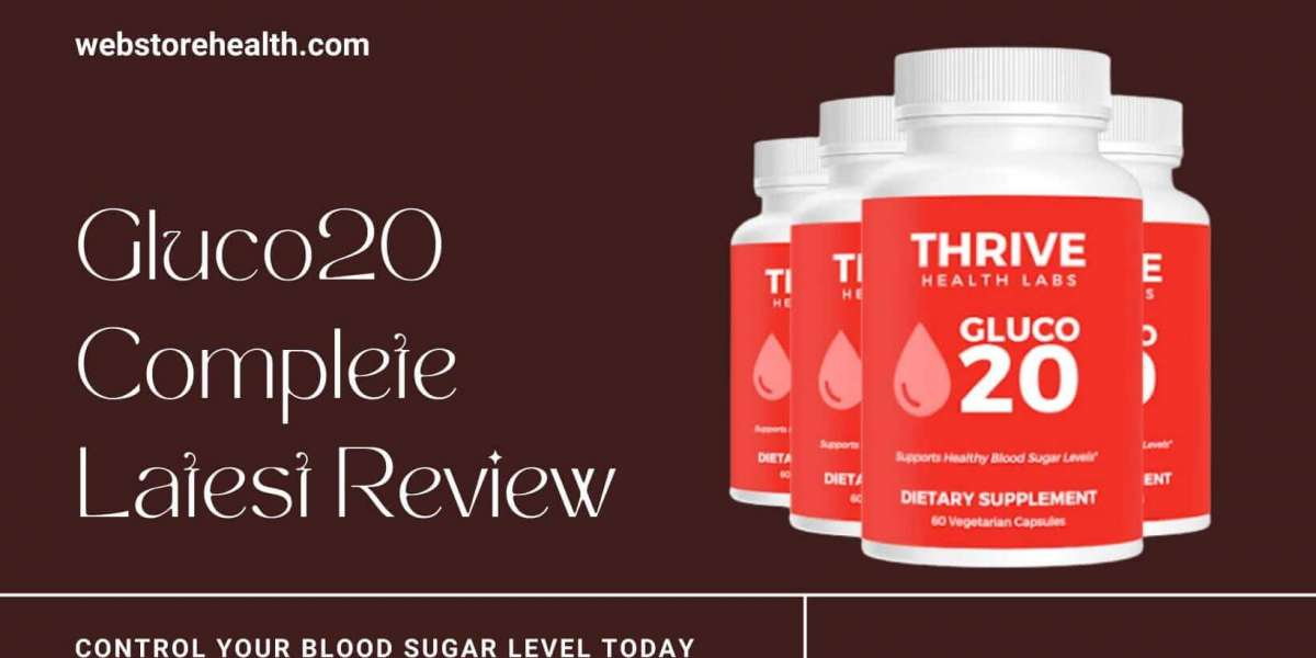 Does Gluco20 Works Naturally for Blood Sugar Control?