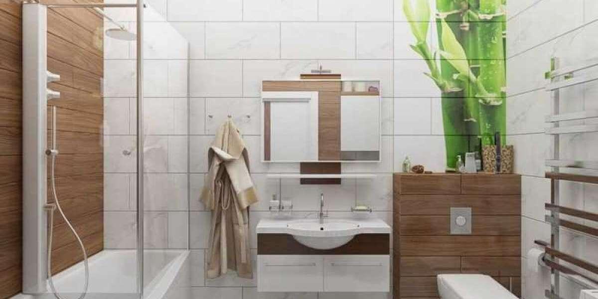 Bathroom design features