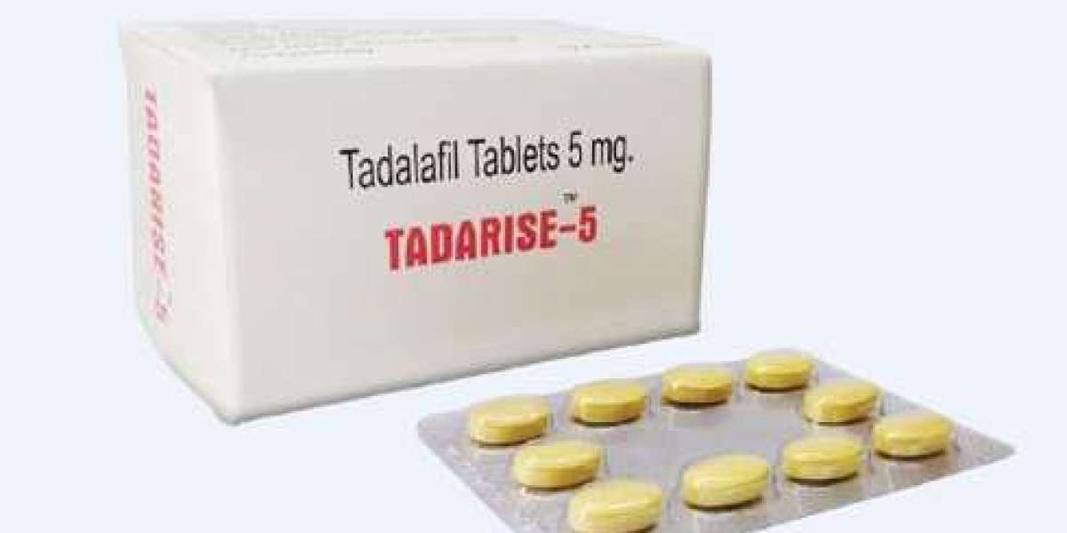 Tadarise 5  Safe ED Pills |mygenerix.com