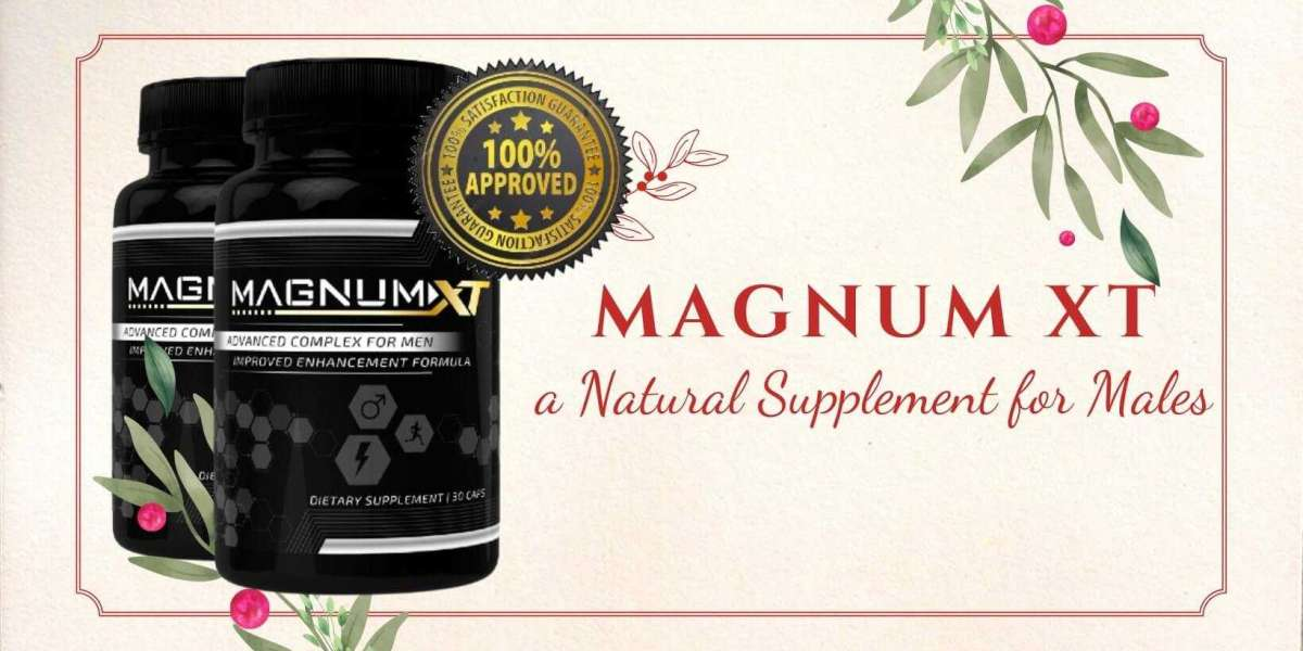 Magnum XT Reviews - Make Your Sex Life More Satisfied