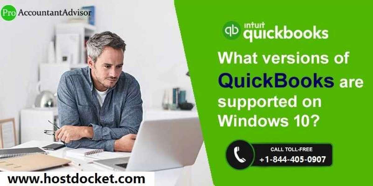 Which Windows 10 version works best for QuickBooks Desktop?