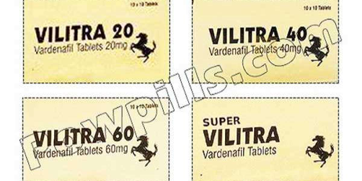 Vilitra (Vardenafil) Online Tablets - Uses, Side Effects, Interactions , Dosage || Powpills