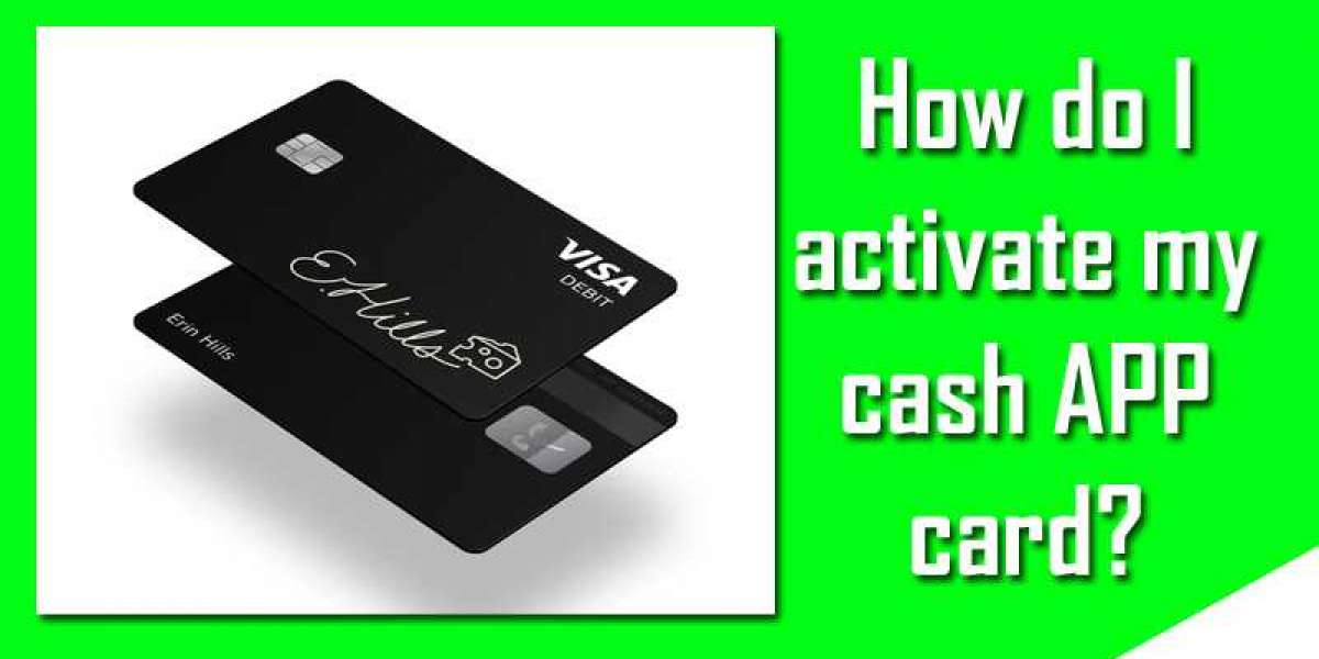 How to activate a cash app card with effective step?