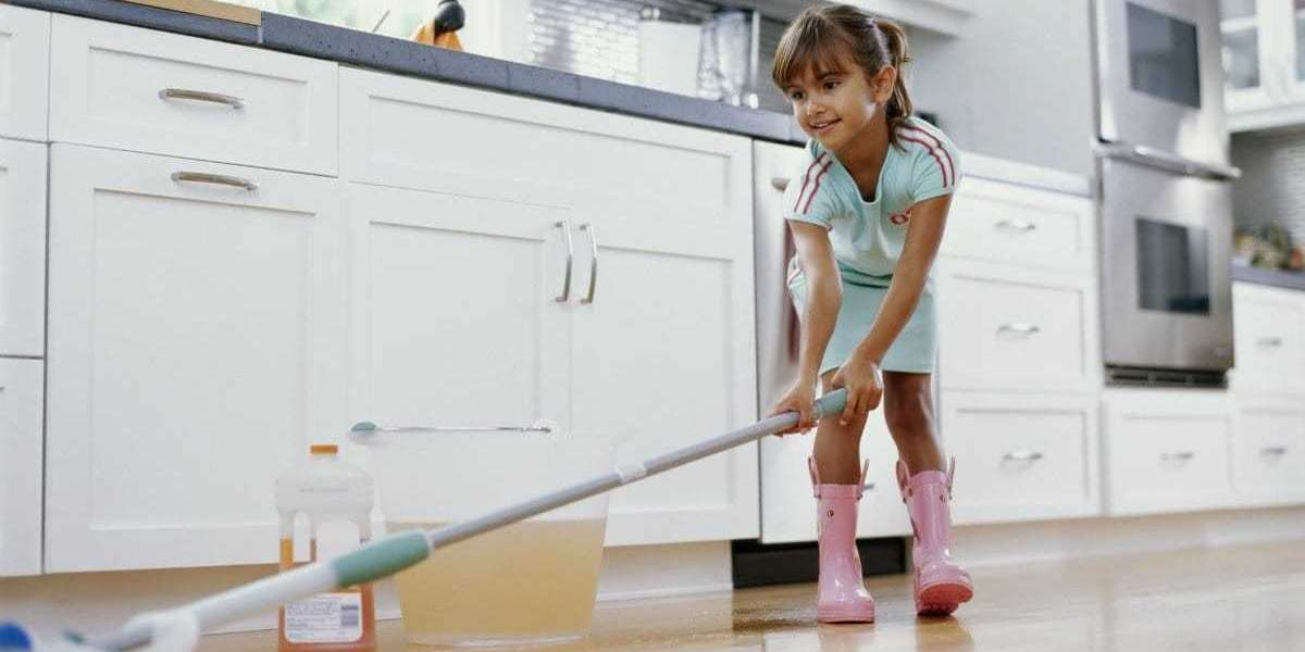 How to quickly clean the house