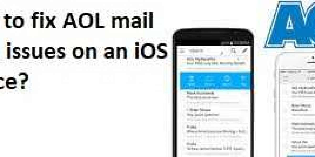 How to fix AOL mail login issues on an iOS device?