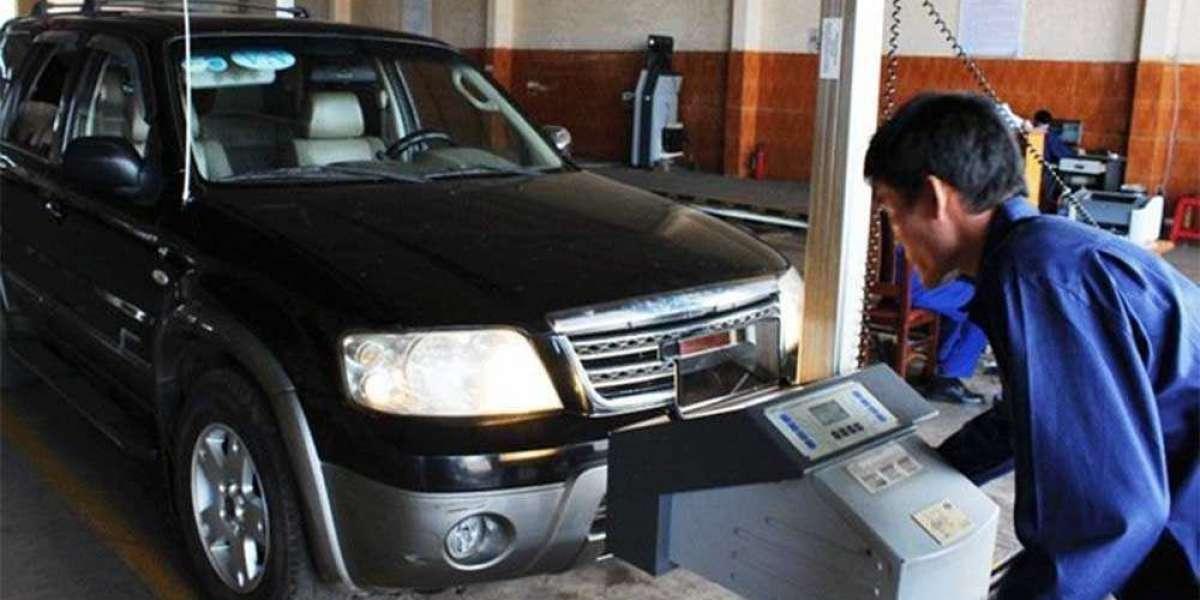 Xe ô tô quá hạn đăng kiểm bị phạt bao nhiêu tiền quy định mới 2021?