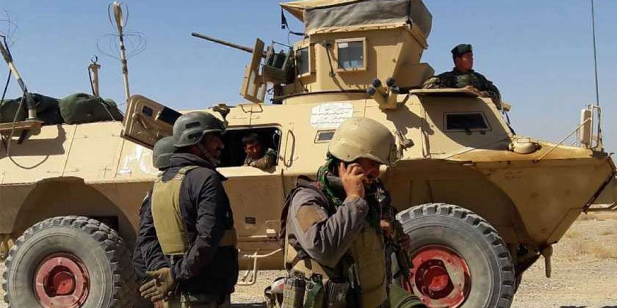 smoldering afghanistan The Taliban attacked 13 provinces near the first major city.