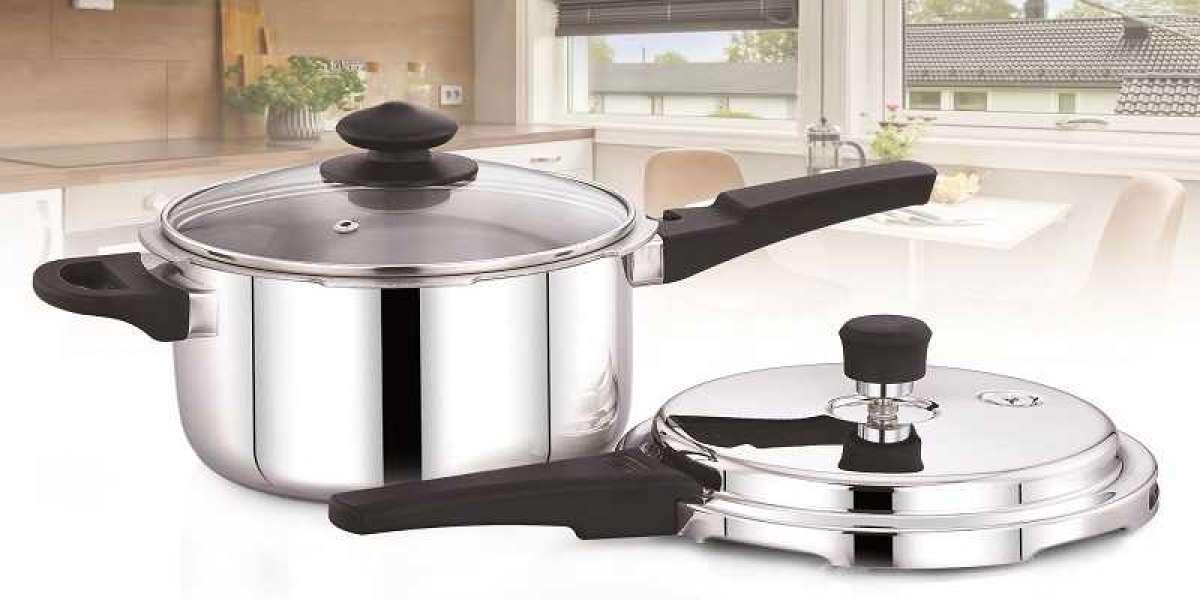 1 liter pressure cooker online India