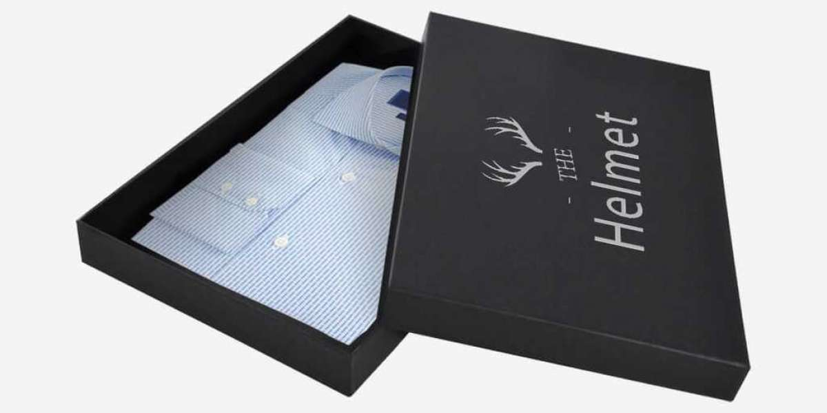 Custom Apparel Boxes   Apparel Packaging Boxes Wholesale