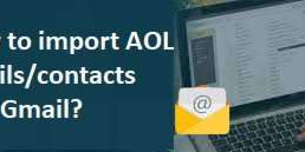 How to import AOL emails/contacts into Gmail?
