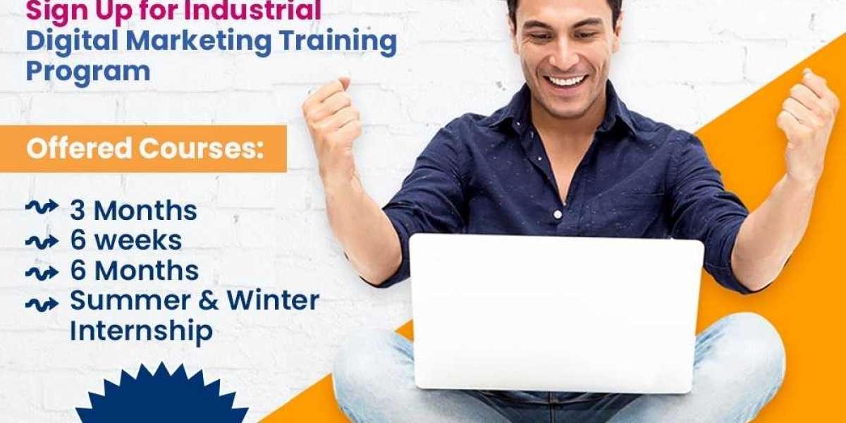 Winter internship training in zirakpur