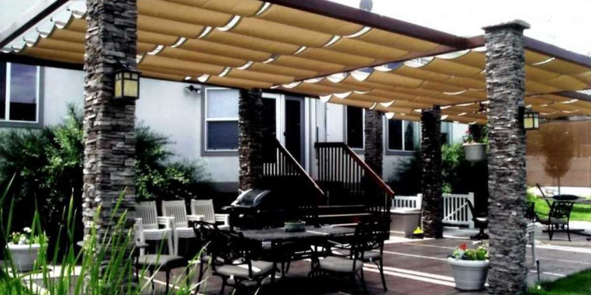 Enjoy Your Time Outside With Outdoor Patio Shades