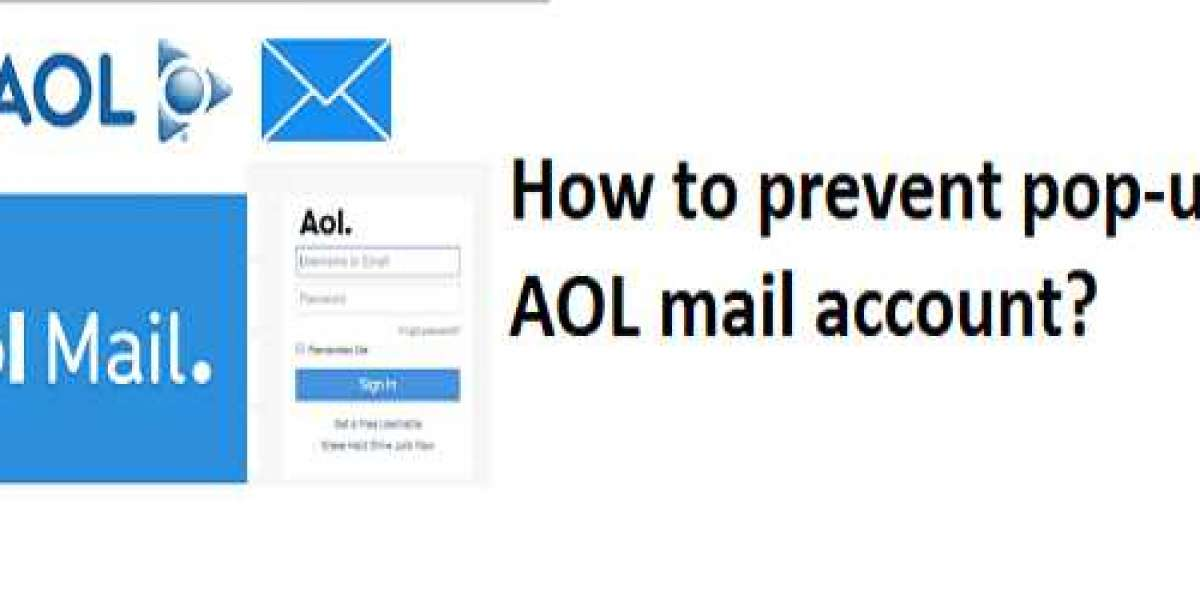How to prevent pop-ups in AOL mail account?