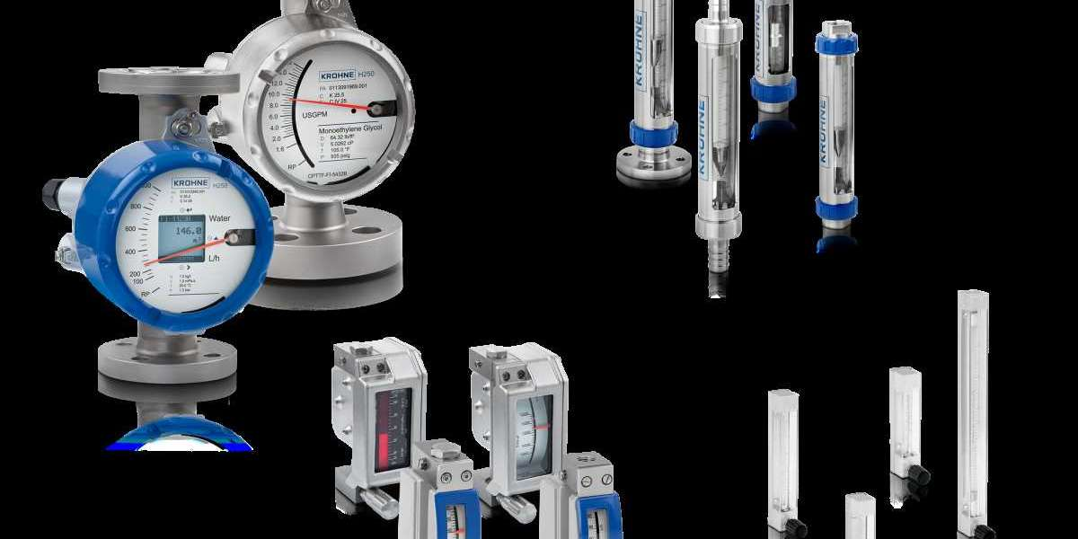 Types and Accuracy of Mass Flows Meter