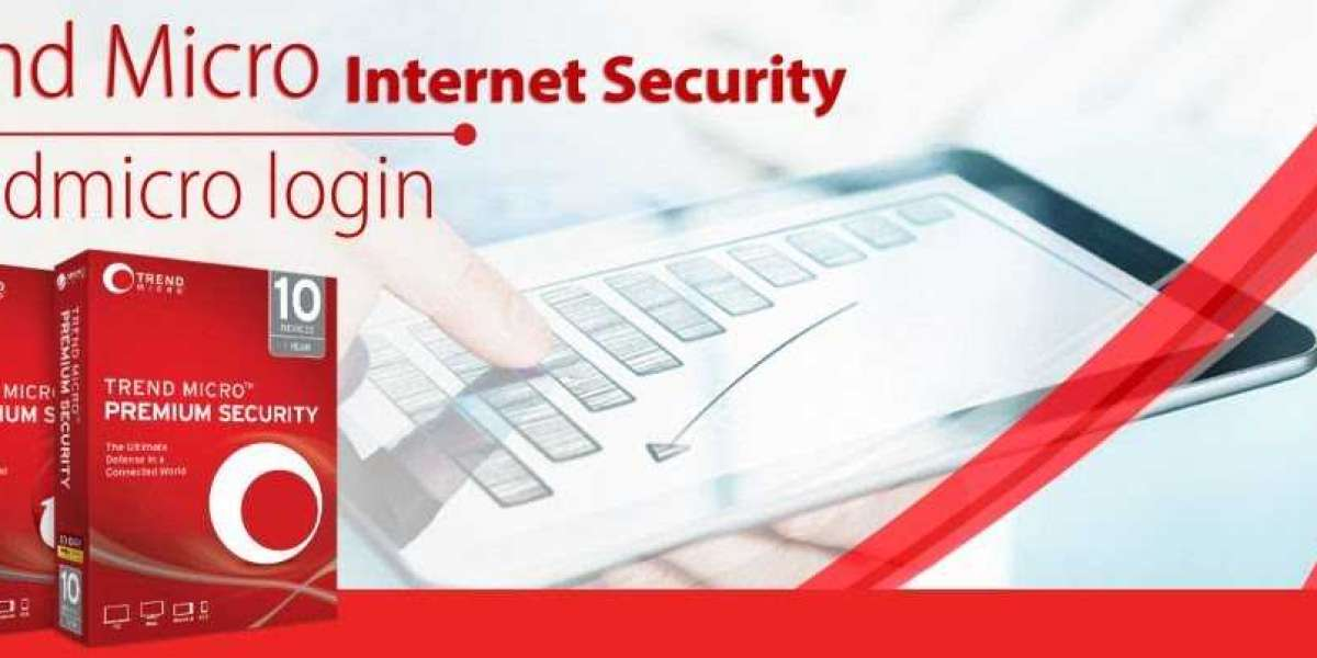 Trend micro activation – How can I activate using an existing or new account?