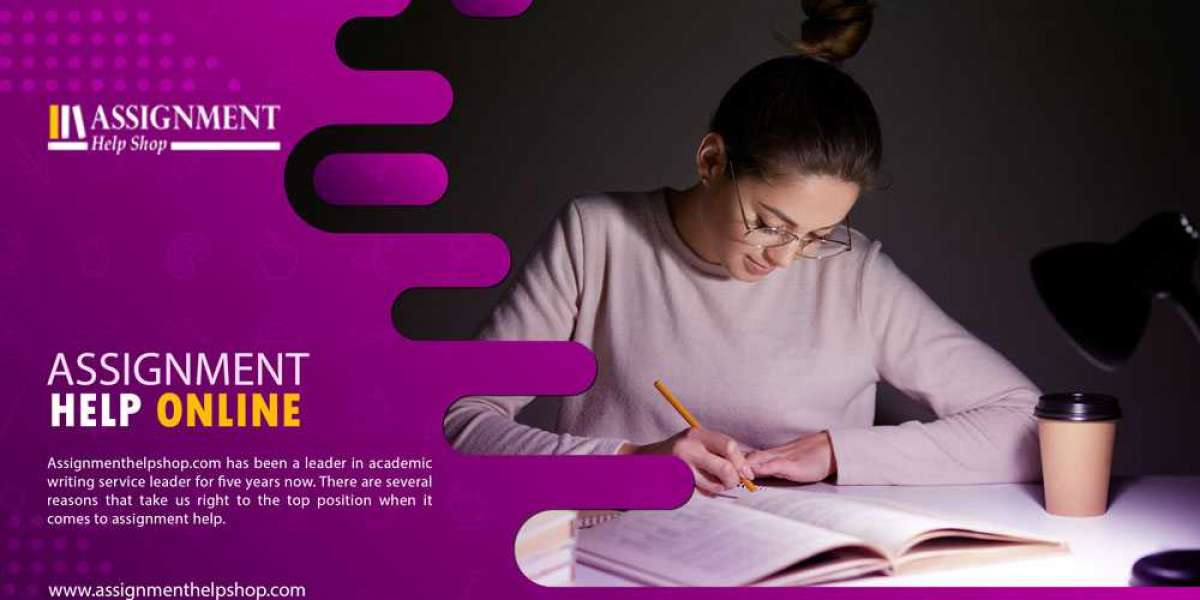 Get the best Online Assignment Help at affordable prices