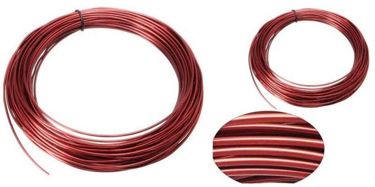 Xinyu Copper Clad Aluminum Enameled Wire: Advantages