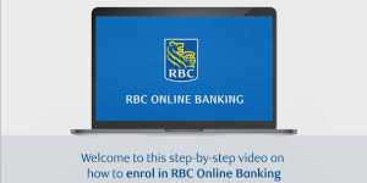 How do I request a new card via RBC Online Banking Login?