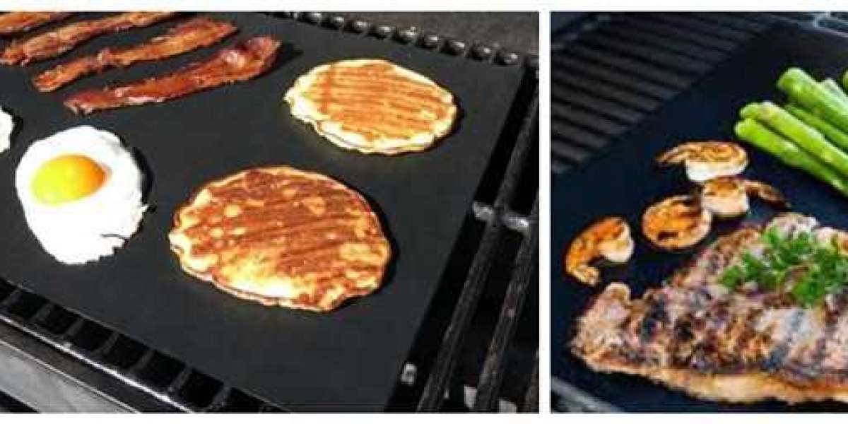 Why Use Txyicheng BBQ Grill Mesh Mat and How to Use it