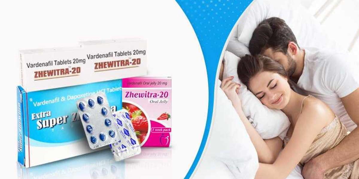 Zhewitra (Vardenafil) Online Tablets - Uses, Side Effects, Interactions , Dosage || Powpills